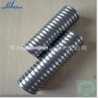 China Non Standard Stainless Steel Rivets Nickel White Color With Coarse / Fine Thread on sale