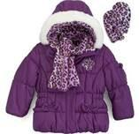Nice - looking lovely toddler winter coats for little girl with Front SBS Zipper