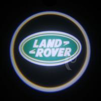 Best High Bright Led Car Door Projector Light 3W Customized with LAND ROVER LOGO wholesale