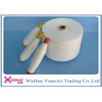 Best Sewing  Material 100% Spun Polyester Yarn Ring Spun and TFO Type , Multi Color wholesale