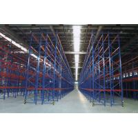 Best Cold Rolled Heavy Duty Warehouse Shelving Units ISO9001 Certification wholesale
