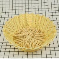 Best Eco-friendly and disposable handmade decorative cheap price pp fruit baskets storage baskets wholesale