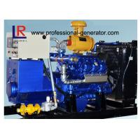 Best Water Cooled 100kw Biogas Generator with CE , Electric Control Ignition  V Type wholesale