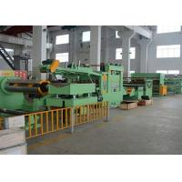 Best Cold Hot Rolled Steel Coil Slitting Line 220V 380V PLC Control System wholesale