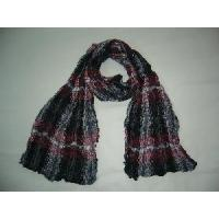 Best Fashion Checked Viscose Scarf wholesale