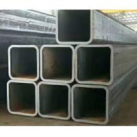 China High quality rectangular steel tubes as per ASTM A500 on sale