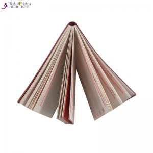 Best Agenda Wood Free Paper Custom Journal Printing Matte Finishing Full Color wholesale