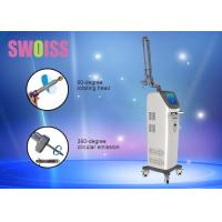 Best 50W CO2 Fractional Laser Machine With RF Metal Tube 0.1-2.6ms Adjustable For VRL wholesale
