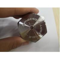 Cheap STAINLESS STEEL HEX PLUG ,MATERIAL SS316L,SIZE 1'',CLASS 3000,ASME B16.11 for sale