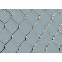 China High Intensity Stainless Steel Woven Mesh , Hand Woven Stainless Steel Mesh on sale