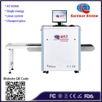 Best AT5030A Single Energy Lowest Cost X-ray Baggage Scanner for Small Parcel and Handbag Inspection wholesale