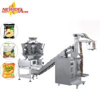 Best Economic Potato Chips / Banana Slices / Puffed Food Pouch Packaging Machine wholesale