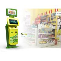 China Wireless Card Printer And Card Dispenser Self Service Kiosk For Ticketing / Card Printing on sale