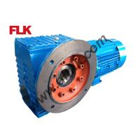 China S series helical worm geared motors S37-S97 on sale