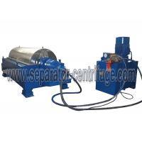 Best Large Volume Drilling Mud Centrifuge with Horizontal Structure wholesale