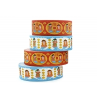 China Reusable Glitter Masking Adhesive Tape for House deco on sale