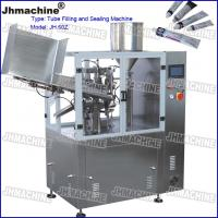 Best Automatic Laminated tube Filling and Sealing Machine for Toothpaste wholesale