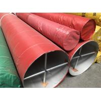 Best High Strength Welded Stainless Steel Seamless Pipe For Food Processing Equipment wholesale