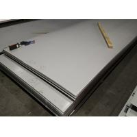 China 1mm 304 Stainless Steel Plate , 2b Finish Stainless Steel Metal Sheet on sale