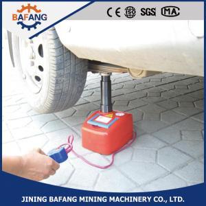 China Hydraulic Jack 2 Ton Heavy Duty Car Lift electric car jack on sale