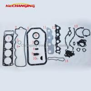 Best For MITSUBISHI MONIERO SIGMA S/SP/SPX 4G54 4G54B G54B engine gasket MD997037 MD997063 50122300 wholesale