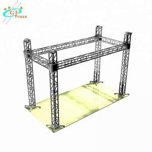 Best lighting truss spigot truss outdoor show events,aluminum truss wholesale