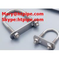 Best stainless steel UNS S31008 U-bolt wholesale