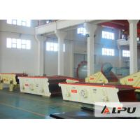 Best Little Dust Pollution Circular Vibrating Screening Machine , Double Layers Sieving Machine wholesale