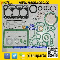 Best Kubota D1105 3D78 piston +ring+cylinder liner+full gasket kit with head gasket for KX41 KX61 engine overhual rebuild wholesale