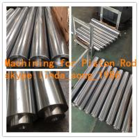 Best Machined Hydraulic Cylinder Rod according to drawings wholesale