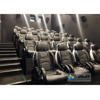 Best Novel Motion 5D Cinema Equipment With Luxurious Armrest Seats 2 Years Warranty wholesale