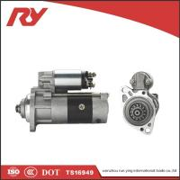 Best M008T7041 Mitsubishi Canter Starter Motor Silver Color With One Year Warranty K3D K4D wholesale