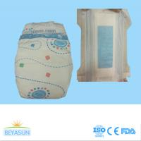 Best Non Toxic Disposable Diapers For Babies With Sensitive Skin , Cotton Top Sheet wholesale