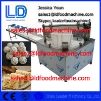 Best Healthy Puffed Roasted Barley Granola Bar extrusion machine wholesale