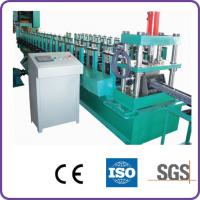 Best 15KW 1.5-3.0mm Rack Roll Metal Forming Machines , Automation Requirements wholesale