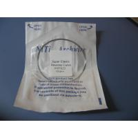 Buy cheap dental orthodontic Reverse Curve niti archwire from wholesalers