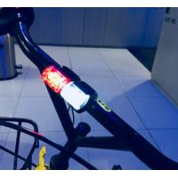 Best Road Cycling LED Bicycle Lights With Built In 2PCS CR 2032 / 3V Batteries wholesale