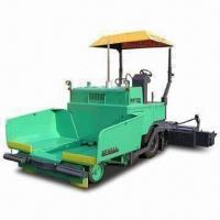 Best Asphalt Paver with 2.0 to 4.5m Width Range and Automatic Leveling System wholesale