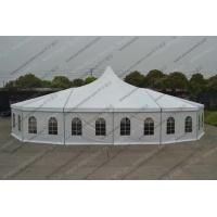 Cheap Customized Mixed High Peak Multi-side Tent For Wedding Party for sale