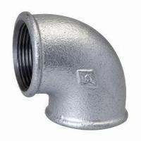 Best Pipe Fittings, Malleable Iron, Elbow, Beaded wholesale