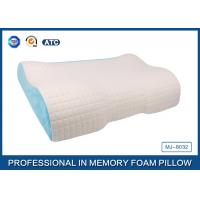 Best Different Height  Wave Memory Foam Contour Pillow with Deluxe Comfort Pillow Cover wholesale