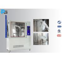 High Temperature Jet Salt Spray Test Chamber IPD Temperature Control Box Type