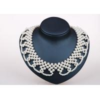 Best Party Favors Handmade / Handcrafted Pearl Jewelry Necklace Designs Elegant wholesale