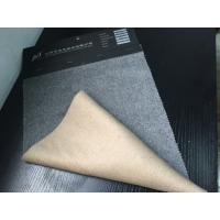 Best Shrink - Resistant Double Cloth Fabric Super Soft 50% Wool 50% Other wholesale