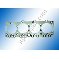 China ISUZU 4HK1 / 4HF1 Full Gasket Set With Stainless Steel Material OEM 5-87815199-1 on sale