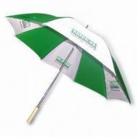 Best 30 Inches Golf Umbrella with Double Ribs wholesale