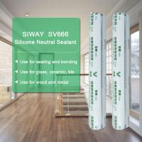 China Fast Curing Neutral Cure Silicone Sealant For Window And Door BV ISO Standard on sale