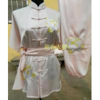 Best light pink kungfu clothing for women wholesale