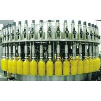Best Carbonated Soft Drink Filling Machine , Aluminum Tin Can Gas Beverage Production Line wholesale