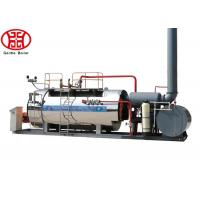 China Free installation Skid-mounted WNS Series Horizontal Gas Oil Steam Boiler Price for Rice mill,sugar mill on sale